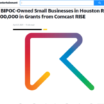 LR Training Solutions Awarded Comcast Rise Business Grant
